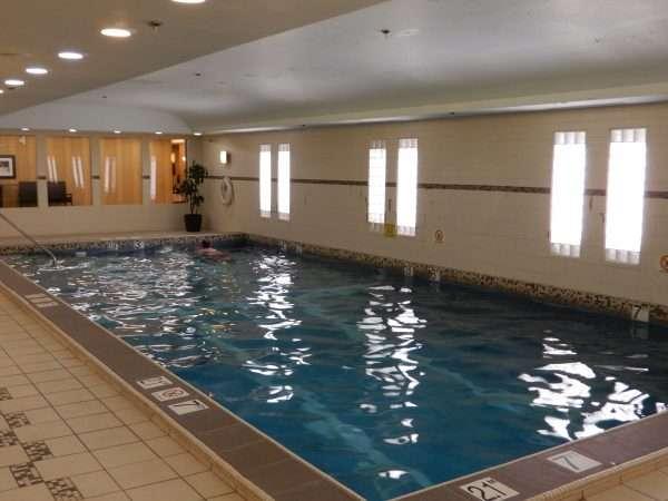 Holiday Inn Truro Indoor Pool