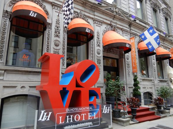 L Hotel Montreal