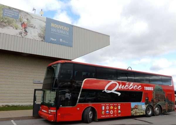 Les Tours Du Vieux Quebec Tour Bus