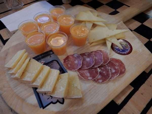 Local Quebec City Food Tour Sampling