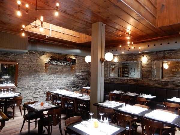 Modavie French Restaurant Montreal