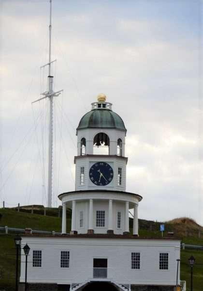 Old Clock Tower Halifax