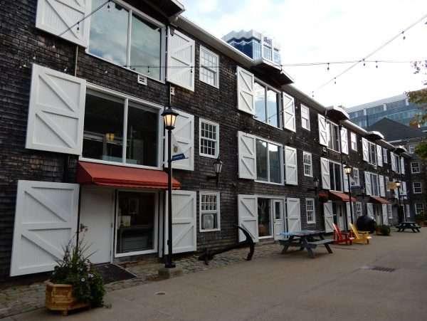 Old Town Halifax Nova Scotia