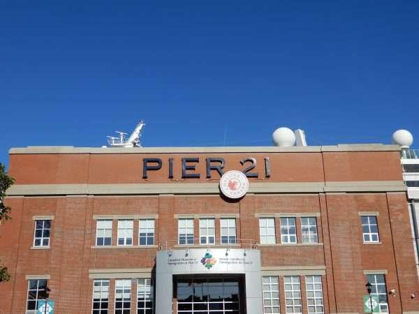 Pier 21 Museum Halifax
