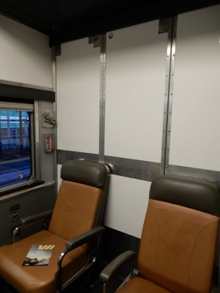 The Canadian Sleeper Plus Cabin