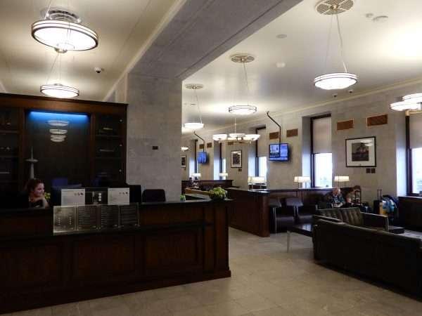 Union Station Business Class Lounge