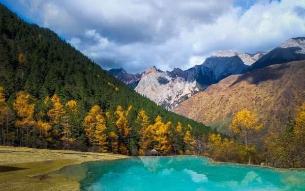 Jiuzhaigou National Park