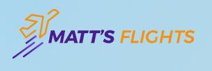 Matt's Flights Logo