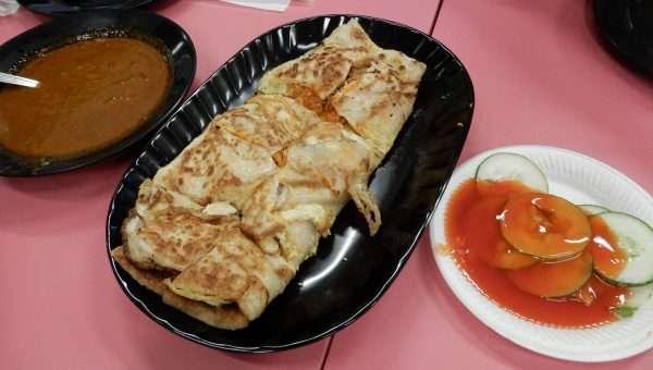 Chicken Murtabak