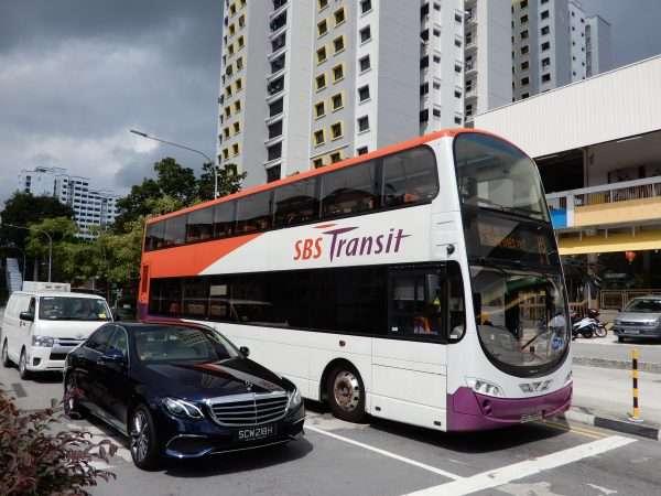 Singapore Transit Bus
