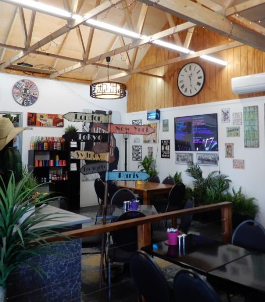 Alcove Cafe Port Campbell Australia