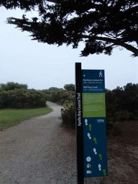 Apollo Bay Australia Coastal Trail