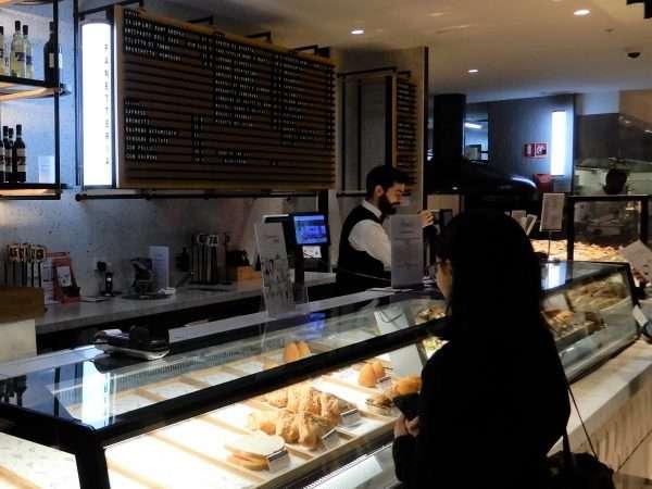 Brunetti Cafe Melbourne