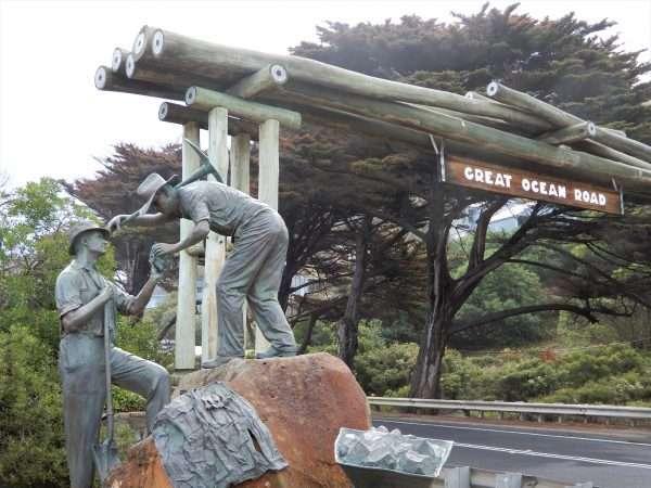 Great Ocean Road Monument