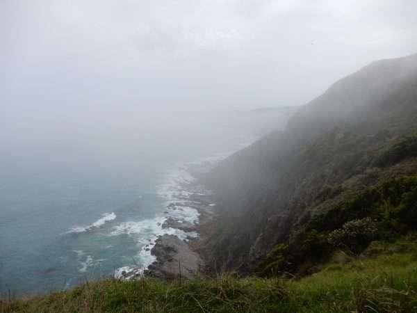Great Ocean Road Rugged Coastline