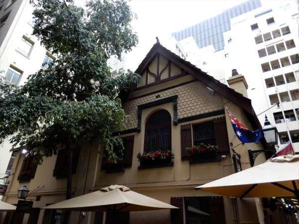 Historic Mitre Tavern Melbourne