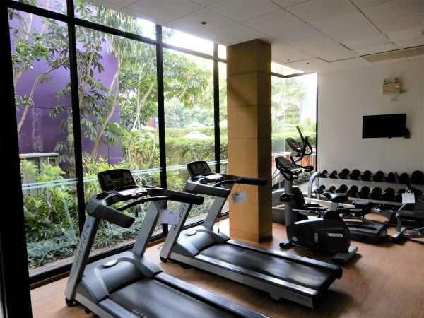Holiday Inn Express Phuket Patong Beach Central Fitness Room