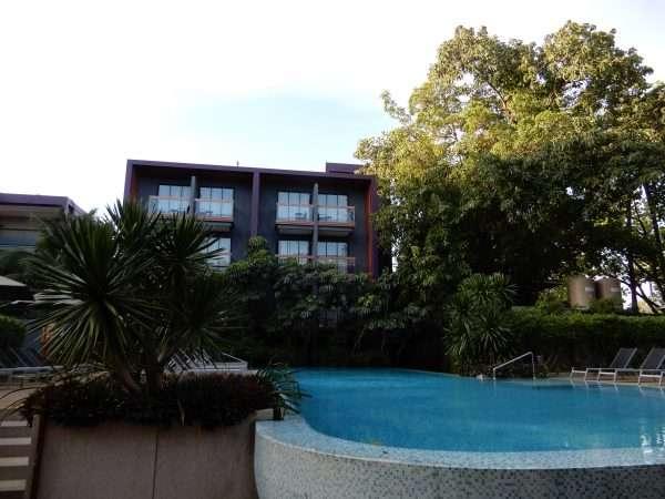 Holiday Inn Express Phuket Patong Beach Central  Swimming Pool