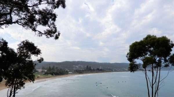 Lorne Australia Beachfront
