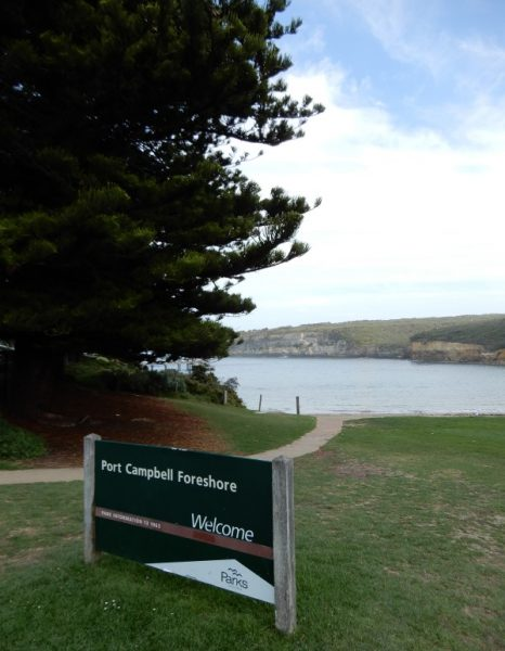 Port Campbell Foreshore Park