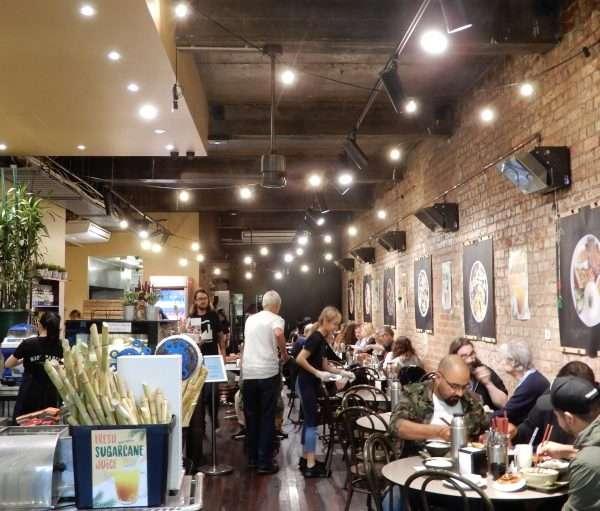 Rice Paper Restaurant Interior Melbourne