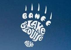 Banff Lake Louise Alive Logo