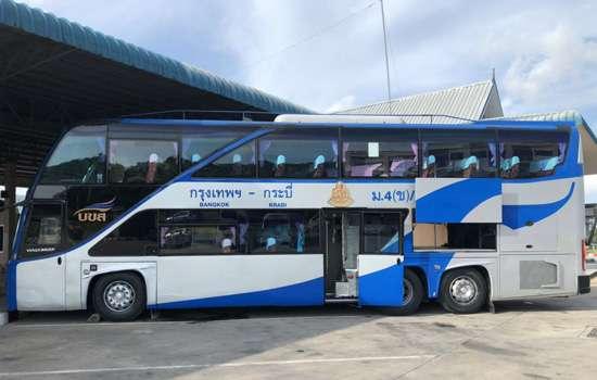 Bangkok Tour Bus