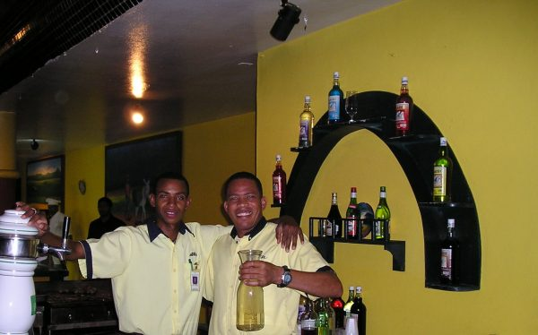 Dominican Republic Resort Staff