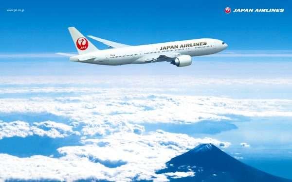 JAL 777- 200ER