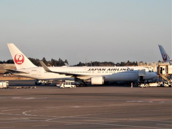 Japan-Airlines-Airplane
