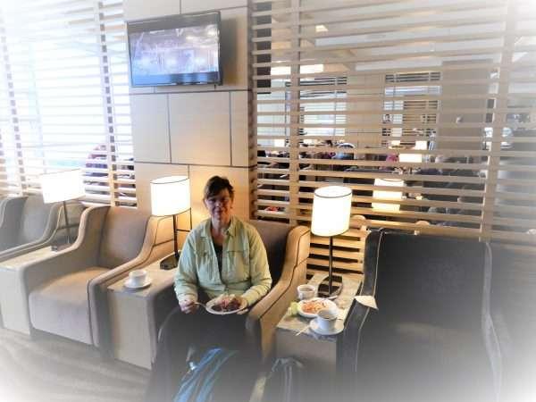 Plaza Premium Business Class Lounge YVR