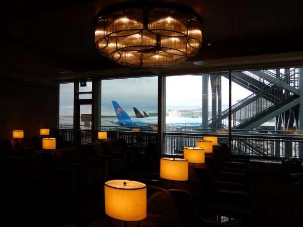 Plaza Premium Lounge Vancouver Airport