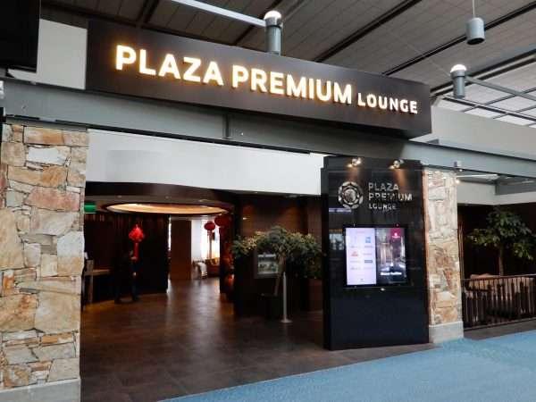 Plaza Premium Lounge YVR