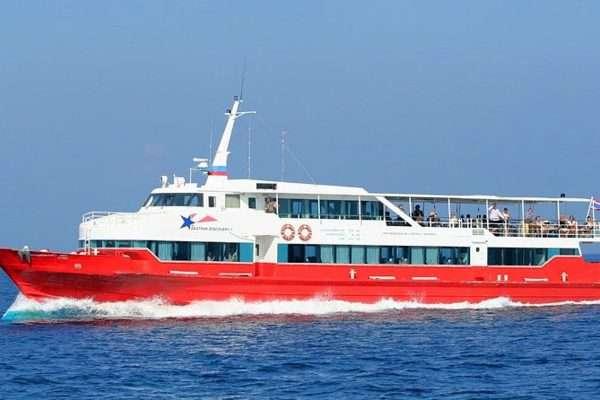 Surat Thani Ferry to Koh Samui