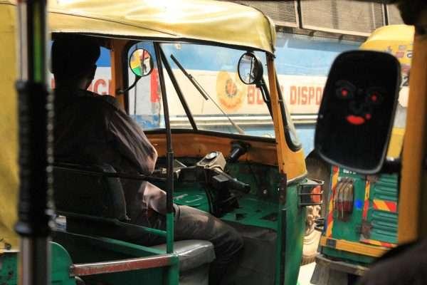 Tuk Tuk New Delhi
