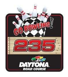 Daytona Road Course Race Logo