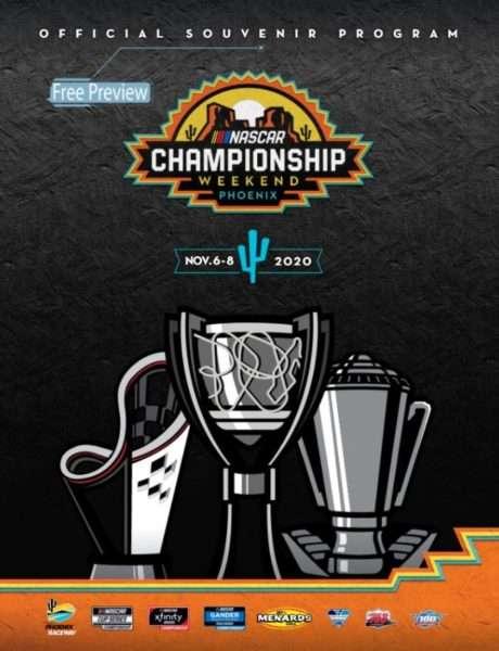 Phoenix Raceway 2020 Program