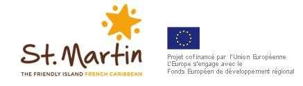St. Martin Tourism Logo