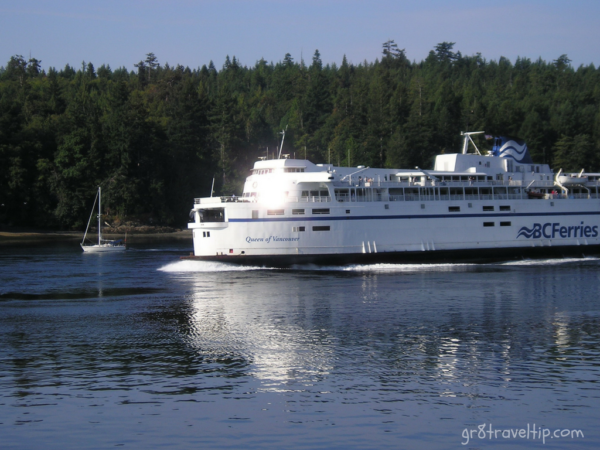 BC Ferries To Vancouver Island