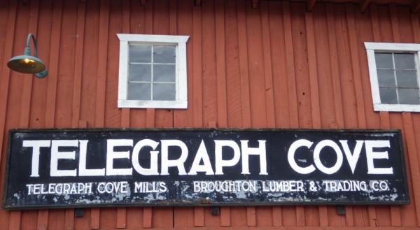 Telegraph Cove BC