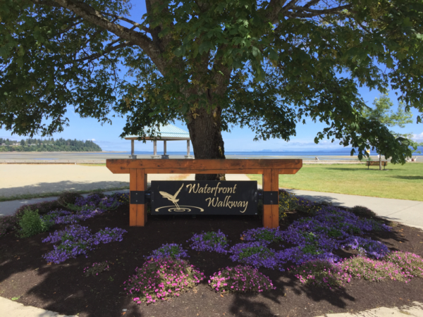 Waterfront Walkway Parksville BC