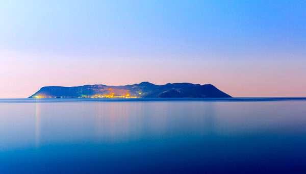 Island of Castellorizo Greece