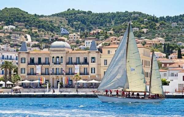 The Poseidonion Hotel Spestes