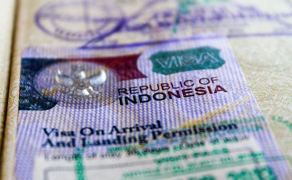 Indonesia Tourist Visa