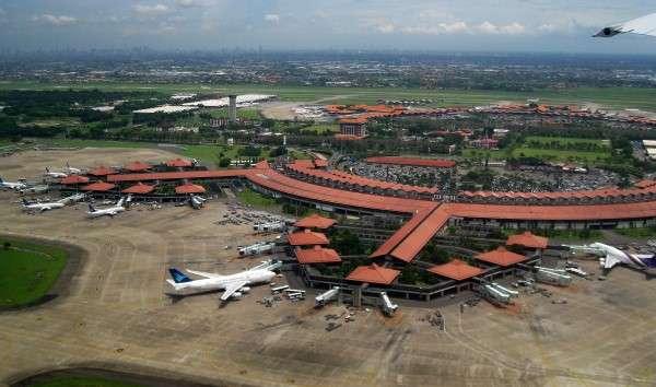 Soekarno Hatta Airport Tanggerang