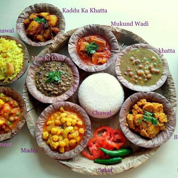 dhaam traditional feast