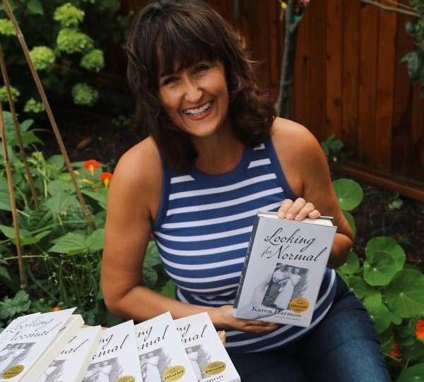 Author Karen Harmon