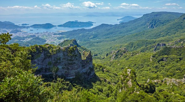 Shikoku Island Japan