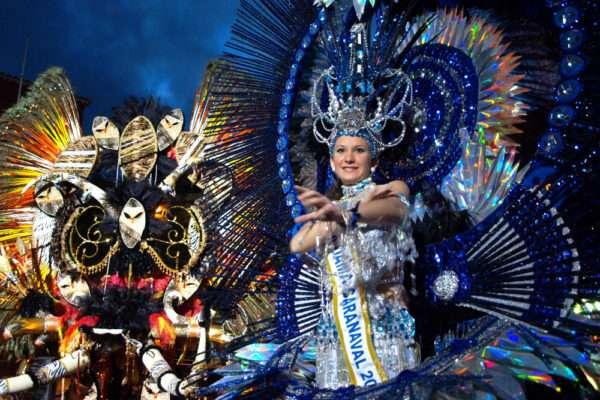 Carnival in Puerto de la Cruz-Tenerife