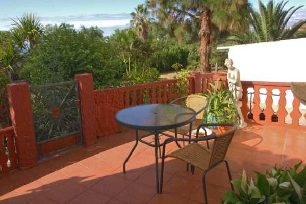 Terrace In Tenerife
